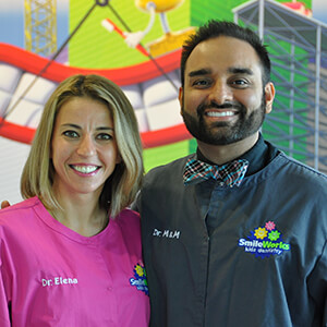 Meet the Doctors at SmileWorks Pediatric Dentistry Serving Lakewood Ranch, Venice, Bradenton, FL